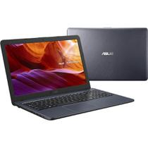 Notebook Asus Intel i3 6100U 4 GB 1TB 15.6 Windows 10 Cinza -