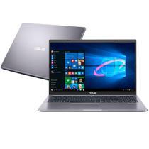 Notebook Asus M515DA-EJ502T - Tela 15.6 Full HD, AMD Ryzen 5 3500U, 8GB, SSD 256GB, Radeon, Win 10 -