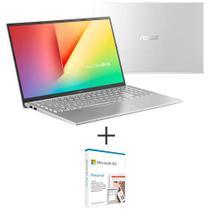 Notebook Asus VivoBook 15, Intel Core i7 10510U, 8GB, 512GB SSD - X512FJ-EJ556T + Microsoft 365 Personal - QQ2-00481 -