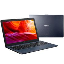 Notebook Asus Vivobook Intel Core i5-6200U, 8GB, 1TB, Windows 10 Home, 15.6, Cinza Escuro - X543UA-GO3091T