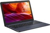 "Notebook Asus VivoBook X543, Intel Core i3 7020U, 4GB, 256GB, Tela 15,60"", HD graphics 620, Cinza Escuro - X543UA-GQ3157T -"