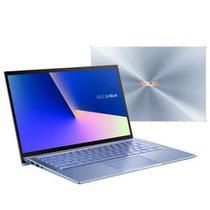 """Notebook Asus ZenBook 14, Intel  Core  i7 10510U, 8 GB, 256 GB SSD, Tela de 14"""", Azul Claro Metálico - UX431FA-AN203T -"""