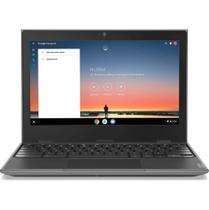 Notebook Chromebook Lenovo 2GEN AMD 2.4GHz 4GB RAM 32GB SSD Tela 11.6 Preto -