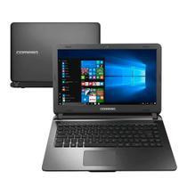 "Notebook Compaq CQ-21, Intel Core i3, 4GB 120GB, 14"", W10, Preto -"