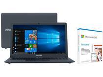 Notebook Compaq Presario CQ-29 Intel Core i5 8GB - 480GB SSD + Microsoft 365 Personal 1TB OneDrive