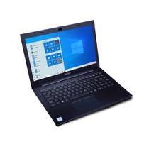 Notebook Daten DV3N-4, Core I3, 8GB, 1TB, Windows 10.