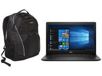 "Notebook Dell i15-3583-FS1P Intel Core i5 8GB - 256GB SSD 15,6"" HD Windows 10 + Mochila"