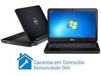 Notebook Dell Inspiron 14 c/ Intel Core i5 - 4GB 1TB LED 14 Windows 7 Home Premium HDMI