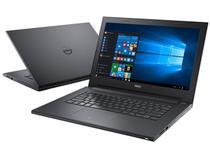 Notebook Dell Inspiron 14 i14 3442-C40 Intel Core  - i5 8GB 1TB Windows 10 LED 14 Placa de Video 2GB