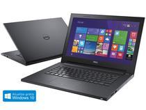 Notebook Dell Inspiron 14 I14 3443-A30 Intel Core - i5 4GB 1TB Windows 8.1 LED 14 HDMI