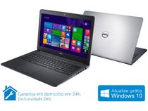 Notebook Dell Inspiron 14 I14-5447-A10 Intel Core - i5 4GB 1TB Windows 8.1 LED 14 HDMI Placa Vídeo 2GB