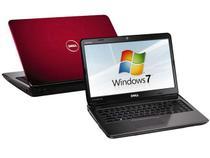 Notebook Dell Inspiron 14R c/ Intel Core i5 - 3GB 640GB LED 14 Windows 7 HDMI Bluetooth