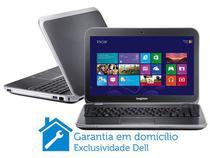 Notebook Dell Inspiron 14R c/ Intel Core i5 - 6GB 1TB LED 14 Windows 8 Placa de Vídeo 1GB