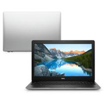 "Notebook Dell Inspiron 3583-MFS1S 8ª Geração Intel Core i5 8GB 256GB SSD 15.6"" Windows 10 Prata McAfee -"