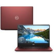 "Notebook Dell Inspiron 5480-M40X 8ª Geração Intel Core i7 16GB 1TB + 128GB SSD Placa Vídeo 14"" Full HD Windows Bordeaux -"