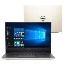 Notebook Dell Inspiron 7472 - 14'' Full HD i7-8550U 1.8GHz 1TB 8GB MX 150 4GB Win10 Home Dourado -