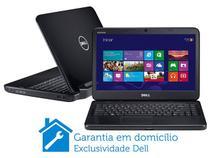 Notebook Dell Inspiron I14-2530 c/ Intel Core i5 - 4GB 1TB LED 14 Windows 8 HDMI Bluetooth