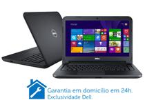 Notebook Dell Inspiron I14-2640H Intel Core i5 - 6GB 1TB Windows 8 LED 14 HDMI Placa de Vídeo 1GB