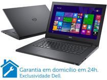 Notebook Dell Inspiron I14-3442-A30 Intel Core i5 - 4GB 1TB Windows 8.1 LED 14 HDMI