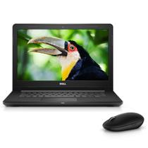 Notebook Dell Inspiron i14-3467-M10M 6ª Geração Intel Core i3 4GB 1TB 14