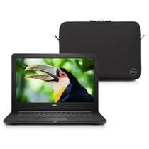Notebook Dell Inspiron i14-3467-M10N 6ª Geração Intel Core i3 4GB 1TB 14
