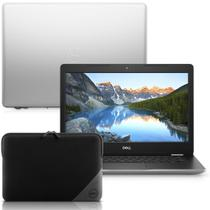 Notebook Dell Inspiron i14-3480-M30N Core i5 4GB 1TB Windows 10 Prata 14
