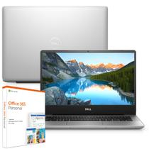 "Notebook Dell Inspiron i14-5480-M40F 8ª Geração Intel Core i7 16GB 1TB+128GB SSD Placa de Vídeo FHD 14"" Windows 10 Prata Office 365 McAfee -"