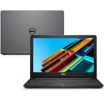 Notebook Dell Inspiron i15-3567-A15C 7ª Geração Intel Core i3 4GB 1TB 15.6