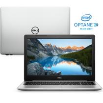 Notebook Dell Inspiron i15-5570-M60C 8ª geração Intel Core i7 4GB+16GB Optane 1TB Placa Vídeo 15.6