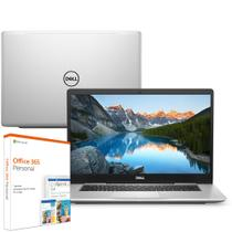 "Notebook Dell Inspiron Ultrafino i15-7580-M30F 8ª Geração Intel Core i7 8GB 256GB SSD Placa de Vídeo FHD 15.6"" Windows 10 Office 365 McAfee -"