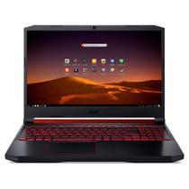 "Notebook Gamer Acer Nitro 5 AN515-43-R4C3 Ryzen 7-3750H 8GB 1TB+128GB SSD GTX 1650 de 4GB 15,6"" Full HD Endless, Preto -"