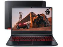 "Notebook Gamer Acer Nitro 5 AN515-55-705 Intel  - Core i7 8GB 512GB SSD 15,6"" Nvidia GTX 1660ti 6GB"