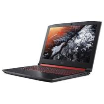 Notebook gamer acer nitro 5 gtx 1050 ti 4gb i7-7700hq 16gb 1tb 15.6pol - an515-51-75kz
