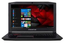 Notebook Gamer Acer Predator Helios 300 G3-572-75L9 Core i7 RAM 16GB HD 2TB GTX 1060 6GB 15,6