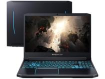 "Notebook Gamer Acer Predator Helios 300 - PH315-52-748U Intel Core i7 16GB 1TB 15,6"" Full HD -"