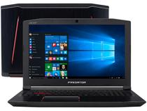 "Notebook Gamer Acer Predator Helios Intel Core - i7HQ 16GB 2TB LCD 15,6"" Full HD IPS GTX 1060 6GB"