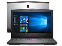 """Notebook Gamer Dell Alienware 15 Intel Core i5 - 16GB 1TB LED 15,6"""" GTX 1060M 6GB Windows 10"""