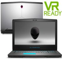 Notebook Gamer Dell Alienware AWR-17R5-M10C Intel Core i7 8GB 1TB GTX 6GB 17.3