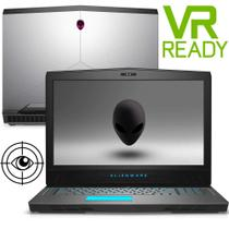 Notebook Gamer Dell Alienware AWR-17R5-M20C Intel Core i7 16GB 1TB+256GB SSD GTX 8GB 17.3
