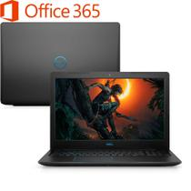 Notebook Gamer Dell G3-3579-A30F 8ª Geração Intel Core i7 16GB 1TB GTX 1050Ti 15.6