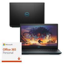 """Notebook Gamer Dell G3-3590-A63P 9ª Geração Intel Core i7 8GB 512GB SSD Placa Vídeo NVIDIA 1660Ti 15.6"""" Windows 10 -"""
