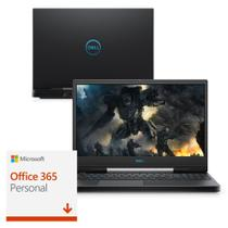 "Notebook Gamer Dell G5-5590-A73P 9ª Geração Intel Core i7 16GB 512GB SSD Placa Vídeo NVIDIA GTX 1660Ti 15.6"" Windows 10 -"