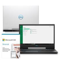 "Notebook Gamer Dell G5-5590-M73B 15.6"" 9ª G Intel Core i7 16GB 512GB SSD Placa Vídeo NVIDIA 1660 Microsoft Office 365 -"