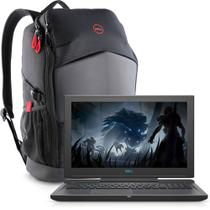 Notebook Gamer Dell G7-7588-A35BPW 8ª Ger. Intel Core i7 16GB 1TB+128GB SSD GTX 1060 15.6