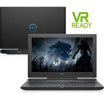 Notebook Gamer Dell G7-7588-M40P 8ª Ger. Intel Core i7 16GB 1TB+256GB SSD Placa Vídeo GTX 1060 6GB 15.6