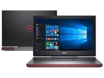 "Notebook Gamer Dell Inspiron i15-7567-A10P Intel - Core i5 8GB 1TB LED 15,6"" GeForce GTX 1050 4GB"