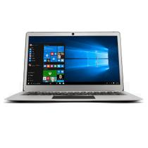 Notebook Happy Intel Celeron 13 2gb 32gb Prata Windows 10 - Qbex