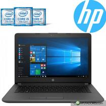 Notebook hp 240 g6 i5-7200u 8gb/ddr4/500gb/win 10 pro - 5dz57laac4