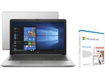"Notebook HP 250 G7 Intel Core i5 12GB 256GB SSD - 15,6"" LED + Microsoft 365 Personal 1TB OneDrive"