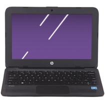 Notebook HP Celeron N4000 RAM 4GB eMMC 32GB Windows 10 Tela 11.6